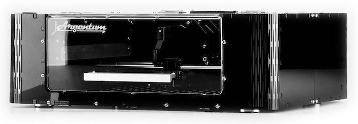 Figure 2: Argentum desktop electronics printer (Image courtesy: Cartesian Co)