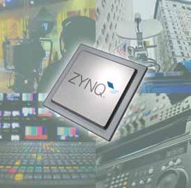 Xilinx's Zynq-7000 applications