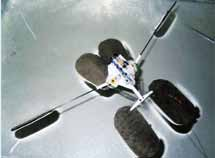 Bio-inspired microrobot (Image courtesy: http:// scientificearthconscientious6.files.wordpress.com)