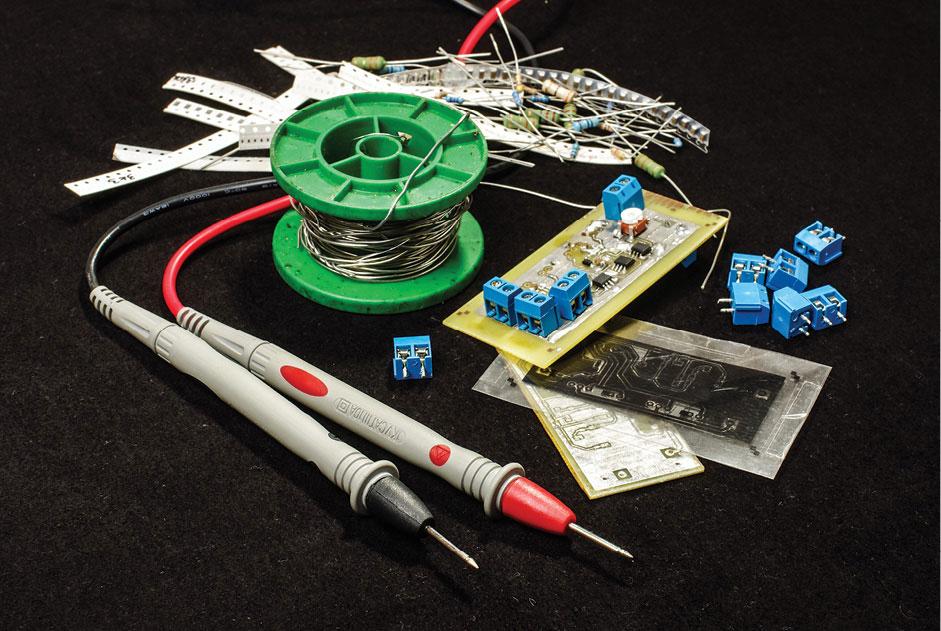 Electronics design equipment