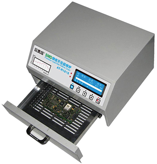 Fig. 4: A reflow oven