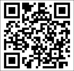 Fig. 1: QR code linking to electronicsforu.com