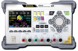 Rigol DP800 series programmable power supply
