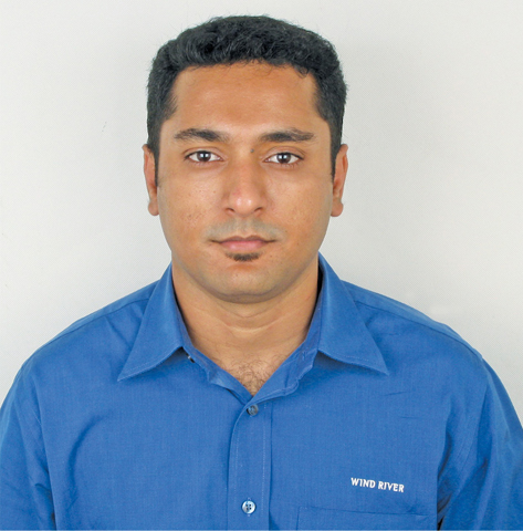 Thilak Kumar, regional engineering manager, Wind River