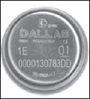 Fig.2: A typical iButton chip