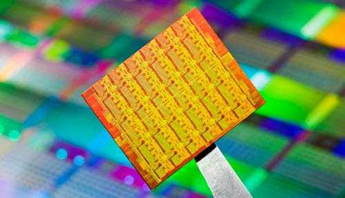 Intel single-chip cloud computer (SCC) has 48 Intel cores and runs at as low as 25 watts