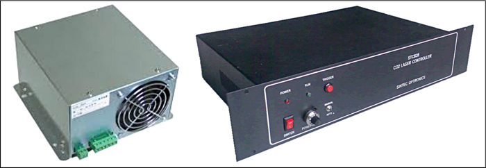 Fig. 15: Carbon dioxide laser power supplies