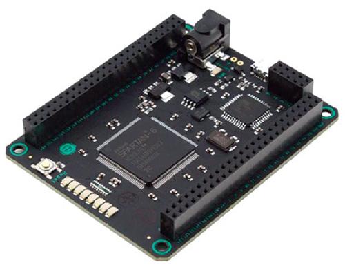 Fig. 3: Mojo developmentboard