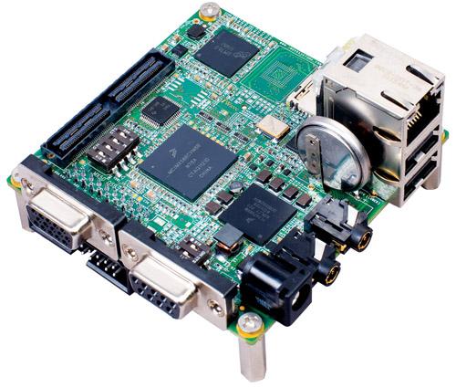 Freescale's i.MX53 Quick Start board