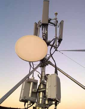 WIMAX base station