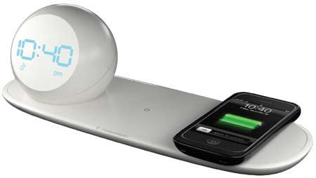 Powermat for wireless charging