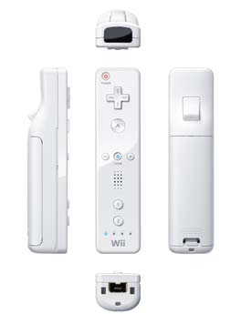 Wiimote—the key control device for Nintendo's Wii console—has fired the imagination of many developers
