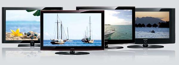HDTV LCD range by Samsung