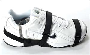 Fig. 4: Shoe strap