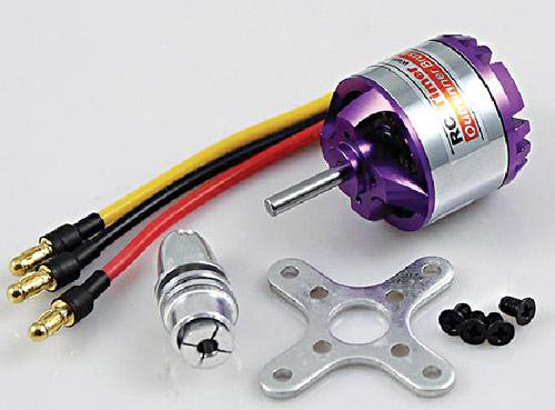 Fig. 4: BLDC motor
