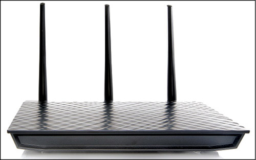 IEEE 802.11ac router