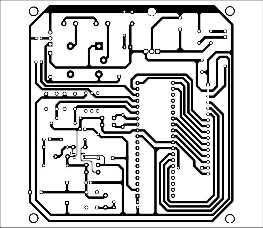 Digital Temperature Controller | Full Circuit Diagram With Explanation