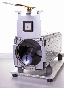 A Planet Labs microsat