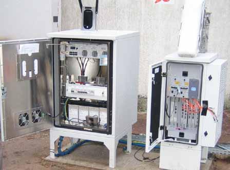 WIMAX equipment