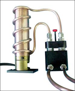 Fig. 2: Mercury arc lamps generatelight in terahertz