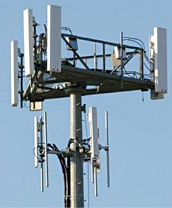 Fig. 3: Cell-tower antennaarray (Courtesy: antennatheory.com)