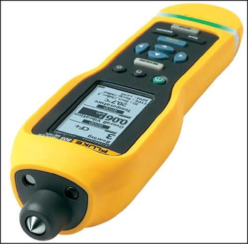 Fig. 5: Vibration meter