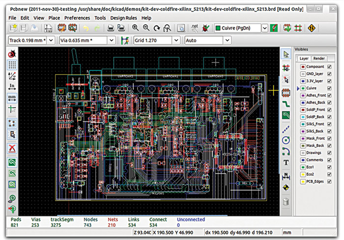 EDA Tools For Circuit Design | Electronics For You