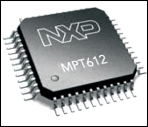 Fig. 3: MPT612 from NXP