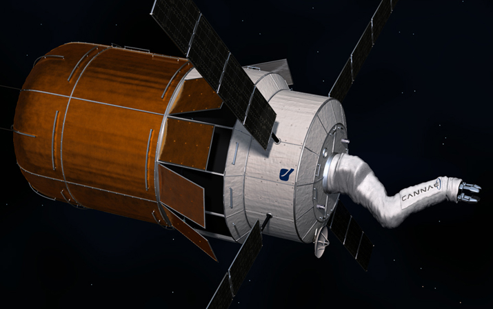 """The """"impossible"""" space engine tested by NASA. (Image courtesy: Cannae)"""