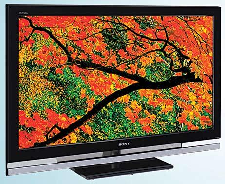 Bravia W-series HDTV by Sony