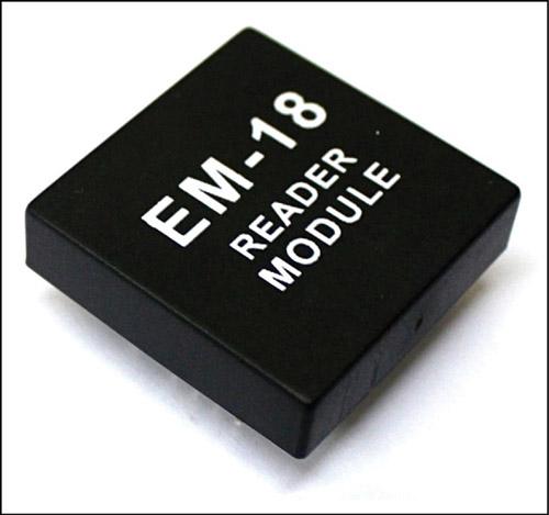 Fig. 2: RFID reader module