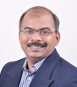Moorthy P, managing director, Oxys Technologies Pvt Ltd