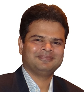 Ashok Jagatia, president and chief technology officer, Acevin