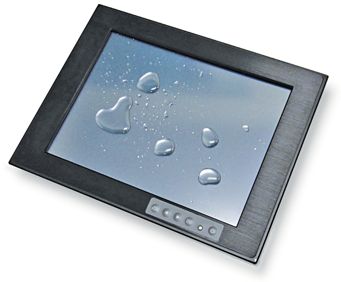 VIA launches new series of rugged LED backlit displays for embedded applications