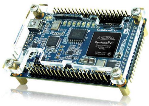 Fig. 13: Deo Nano development board
