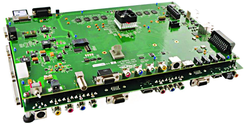 DM816xC6A816xAM389x evaluation module for evaluating DM816x DaVinci processors, C6A816x C6-Integra DSP+ARM processors and AM389x Sitara ARM MPUs