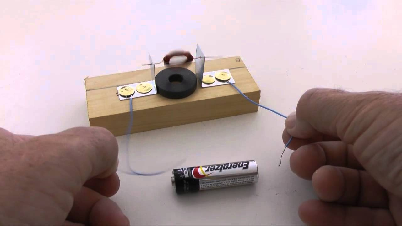 building a simple motor Building a simple dc electric motor is a great way to learn how they work, and it's really fun to watch your creation spin objective the objective of this project is to build a simple electric motor from scratch.