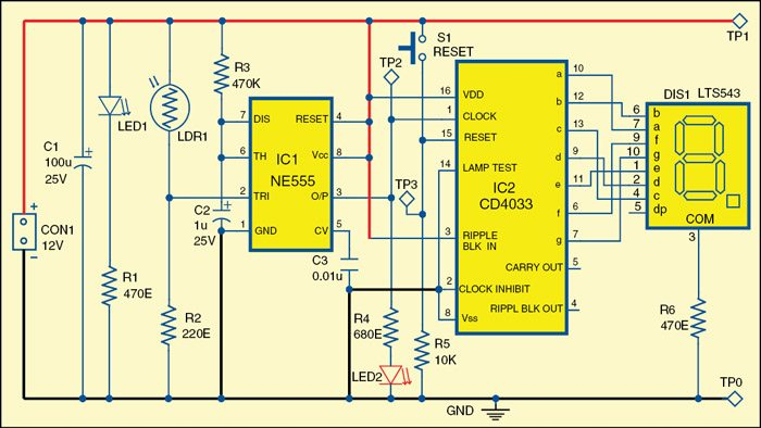circuit diagram of electronic letter box wiring diagram data val
