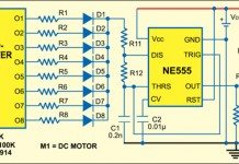 Circuit for Motor Speed Control