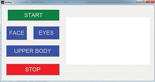 Fig. 1: Program output screen