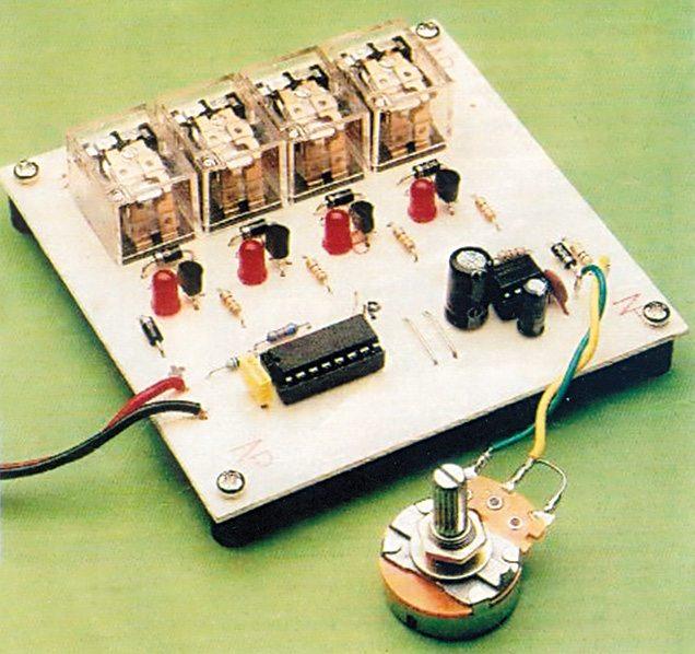 Fig. 5: Author's prototype