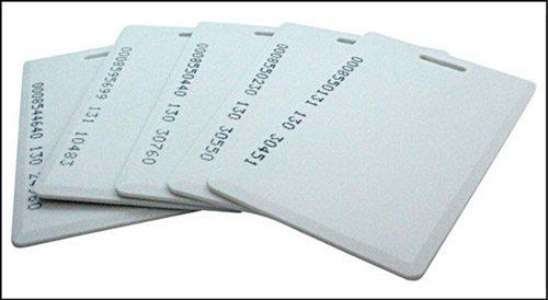 RFID Based Access Control: RFID tags