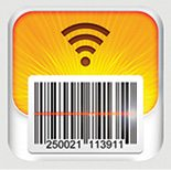 Fig. 1: Android Barcode Reader and QR Scanner app icon