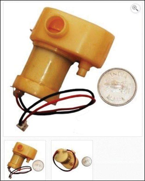 Fig. 4: Motor pump
