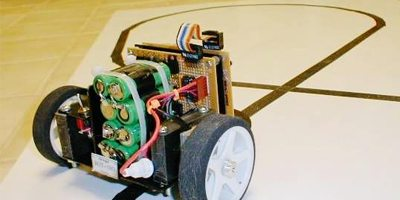 Line Follower Robot using AT89C51 | Full Project with Source
