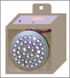 Fig. 2: Infrared illuminator