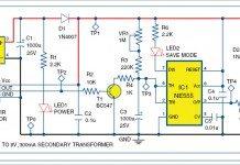 Infrared Sensor Based Power Saver Circuit