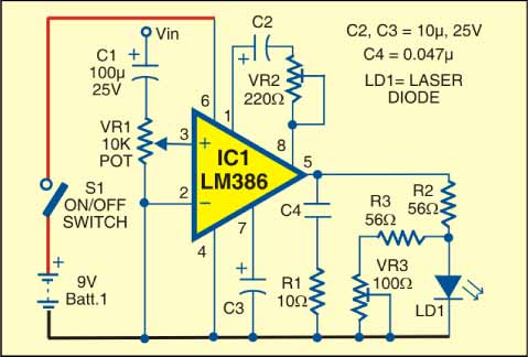 Laser Torch Based Voice Transmitter And Receiver Project Report Ebook