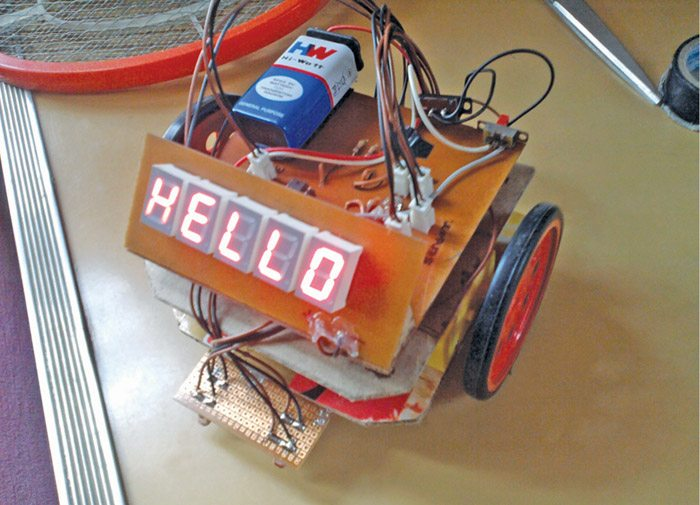 Enjoyable Line Follower Robot Without Microcontroller Full Project Wiring Cloud Peadfoxcilixyz