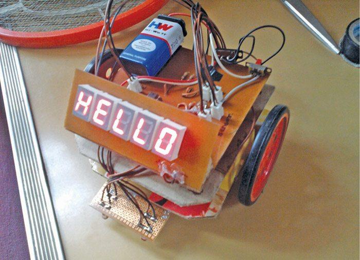 Fig. 8: Author's prototype